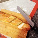 cut baguette knife roulpat