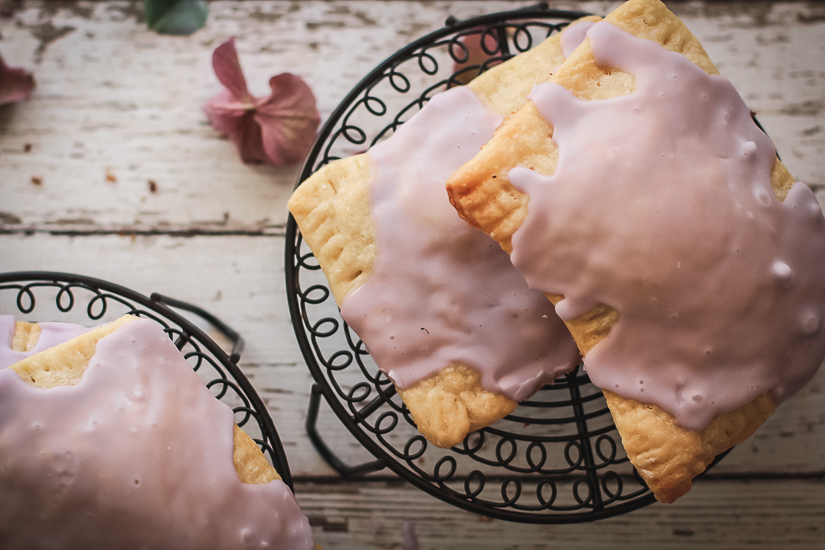 marionberry pop tarts overhead
